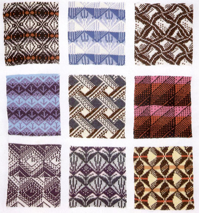 Pattern Design For Knitting : Sewing and Knitting Patterns Ideas: Knitting Design