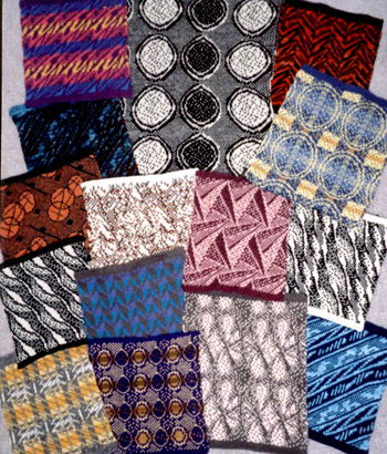 Machine Knitting Designs